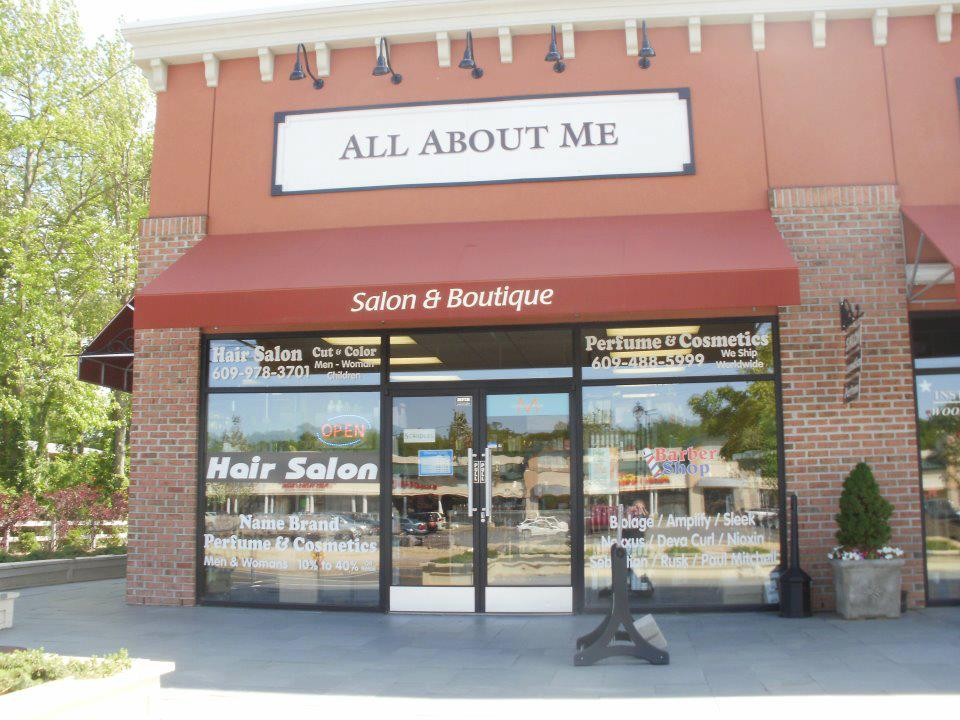 ALL ABOUT ME Hair Salon