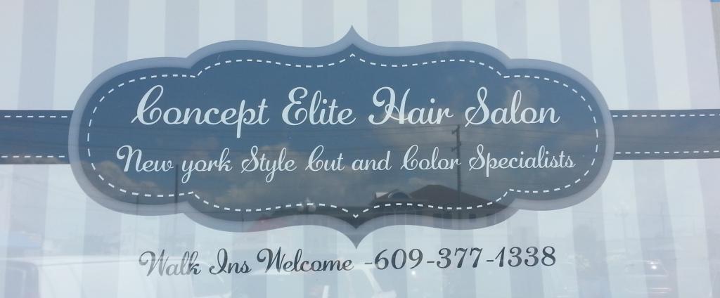 Concept Elite Hair Salon on LBI